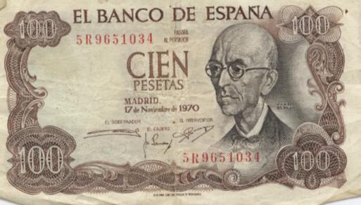 Los espa oles siguen cambiando pesetas por euros for Sucursales banco de espana madrid