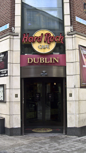 Dublin Hard Rock Cafe
