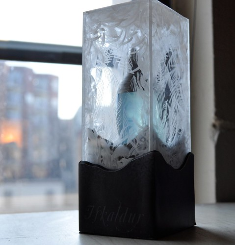 MIAD Student Fragrance Packaging