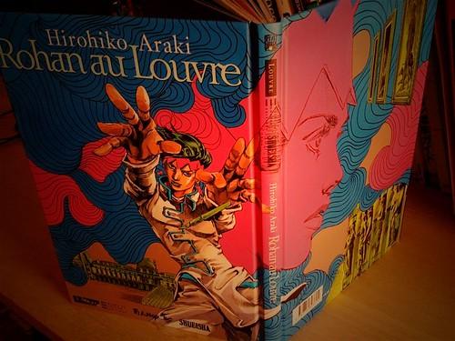 Rohan au Louvre / Hirohiko Araki