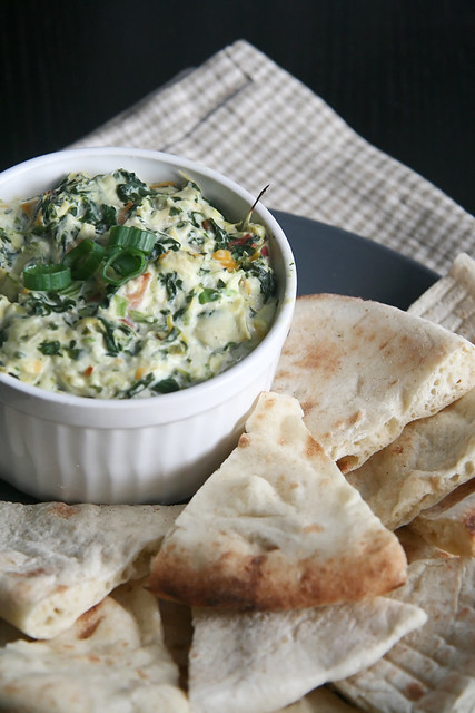 Hot Spinach and Artichoke Dip | Explore Isabelle @ Crumb's p ...