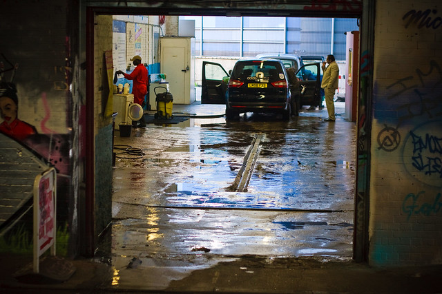 Leake Street Car Wash