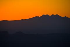 5 Minutes before Sunrise