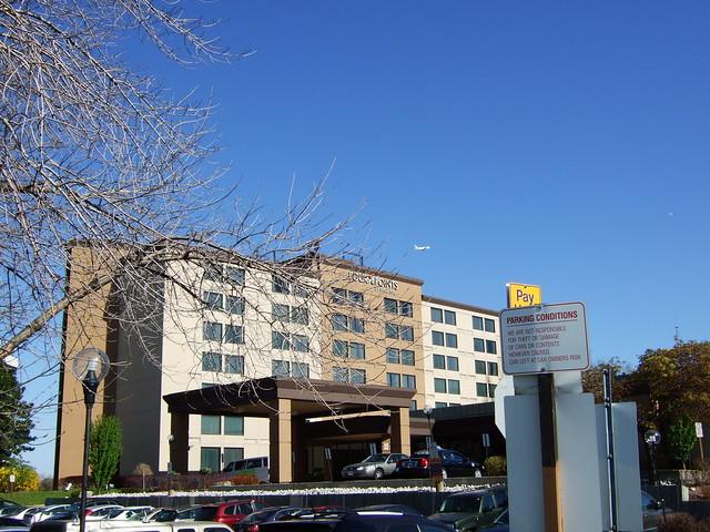 Sheraton Hotel Pearson Airport