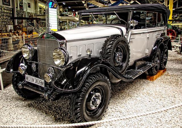 1938 Mercedes Benz G4 Flickr Photo Sharing