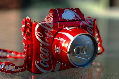 Coca Cola Kamera