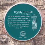Bank House, King