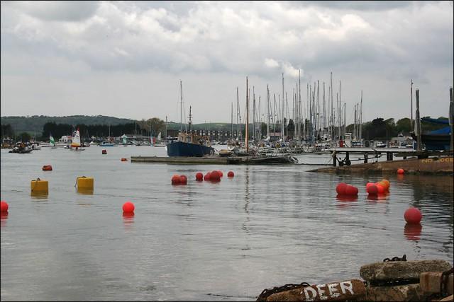 Bembridge harbour