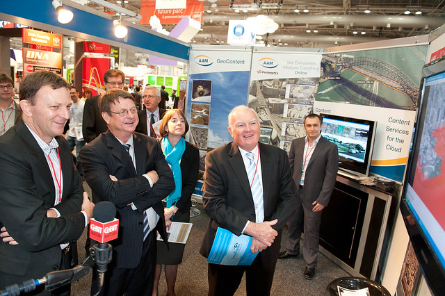 Queensland Ministerial Tour 2010