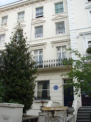 Photo of Louis Kossuth blue plaque