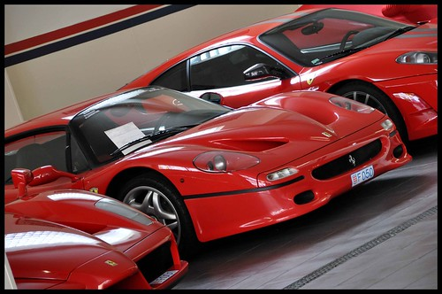 Ferrari F-50 & Friends