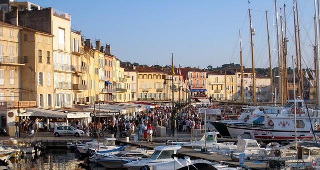 St Tropez - Le port