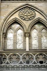 Triforium de la Cathédrale de Coutances - Manche - Basse Normandie