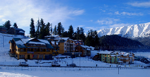 Day Break at Gulmarg