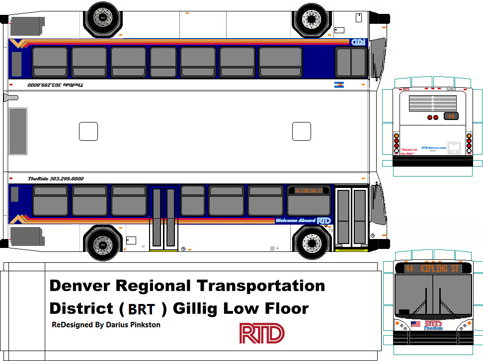 Gillig Bus Images 169 2014 Darius Pinkston All Rig S Most