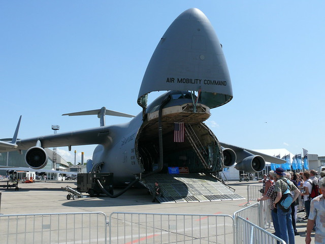Lockheed Martin C-5 Galaxy