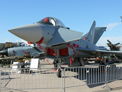 Eurofighter und Tornado
