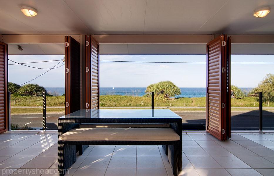 Verandah view by Propertyshoot