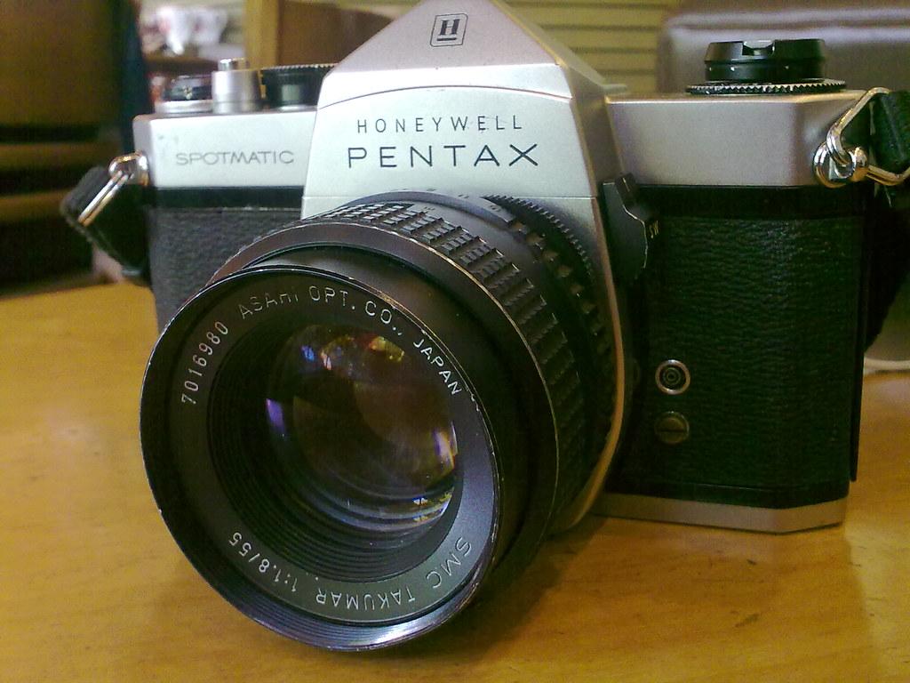 Pentax Asahi Spotmatic