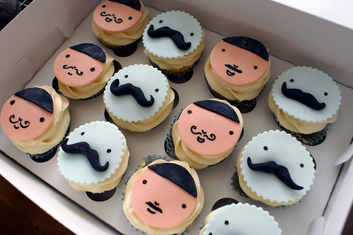 Moustache Party Box!