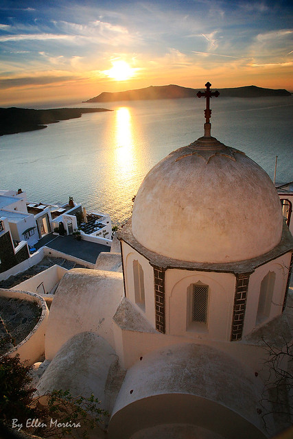 Fira, Santorini - Greece