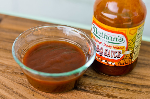 Barbecue Sauce Review Nathan 39 S Bar B Q Sauce The Meatwave