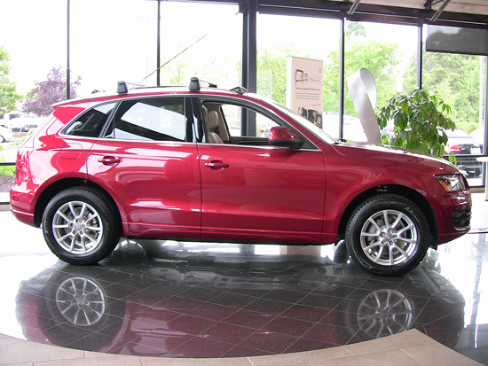 audi q5 how to install roof racks rails 20 flickr. Black Bedroom Furniture Sets. Home Design Ideas