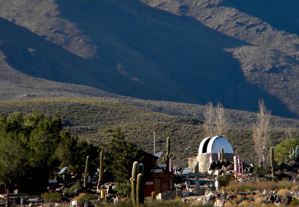 Observatorio Astronómico de Ampimpa - Tucumán.