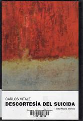 Carlos Vitale, Descortesía del suicida