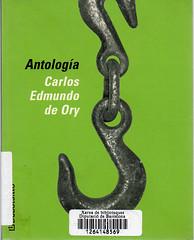 Carlos Edmundo de Ory, Antología