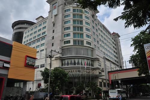 Foto eksterior hotel horison