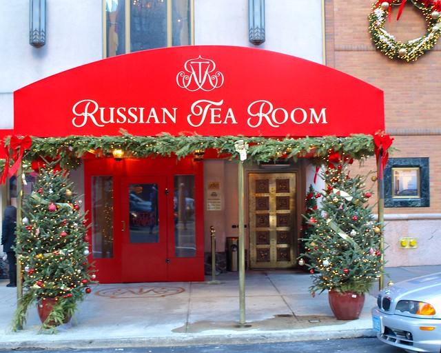 The Russian Tea Room New York City Flickr Photo Sharing