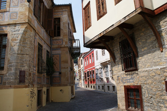 Old Town in Xanthi - Thessaloniki and Northern Greece, Greece