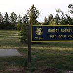 The Energy Rotary Course in Gillette, WY.