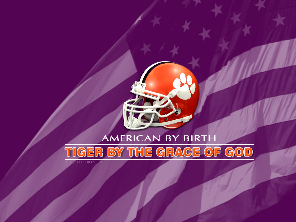 clemson tigers wallpaper - photo #8