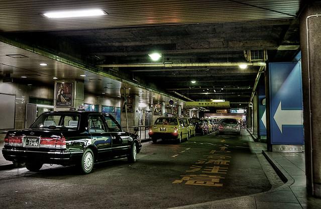 近く の タクシー 乗り場