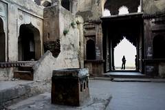orchha Chaturbhuj Temple