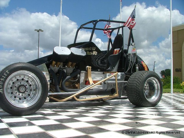 midget racing hall of fame