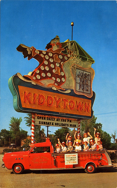 KiddyTown c.1950s