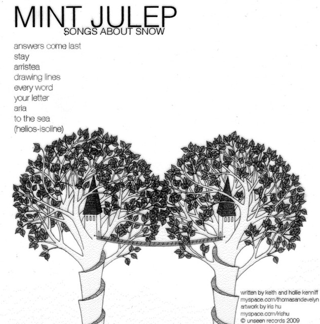 Mint Julep - Songs About Snow