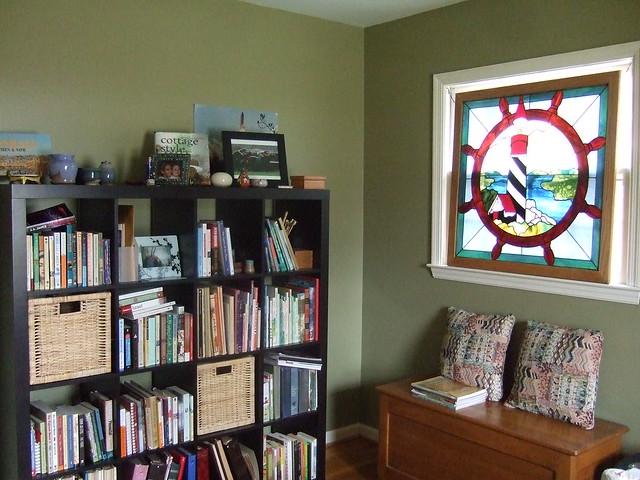 Khaki green in the study ralph lauren paint color for Ralph lauren khaki paint