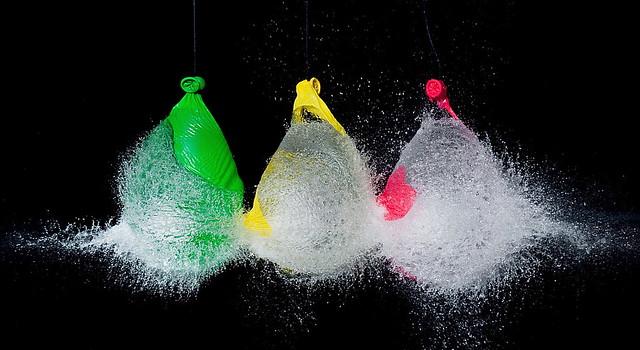 3 water balloon burst 1