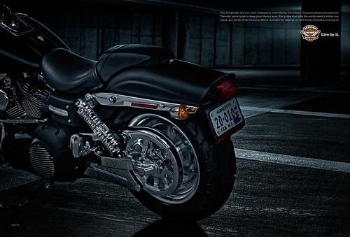 Harley Davidson P&A