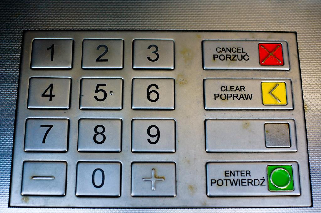 pin pad