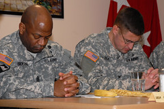 U.S. Army Africa National Prayer Breakfast Caserma Ederle Vicenza Italy 20100211