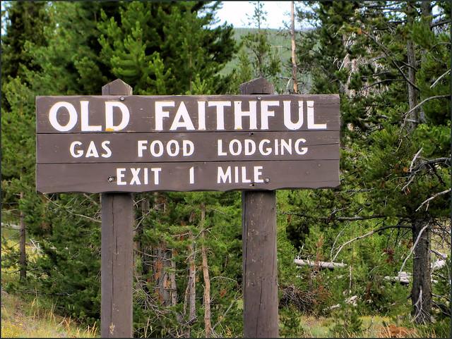 50560 Old Faithful Exit Sign  Flickr  Photo Sharing. Bridal Shower Signs Of Stroke. Blue Flower Banners. Bike Logo. Lamp Logo. Sunflower Murals. Gothic Calligraphy Lettering. Music Festival Lettering. Badger Logo