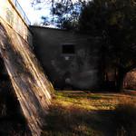 Depósito en los pinos