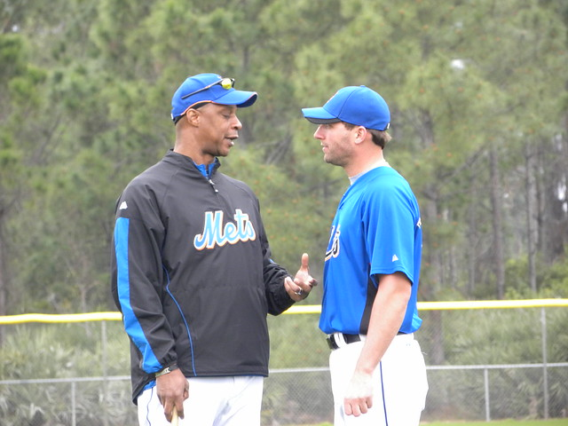 Darryl Strawberry and Jeff Francouer