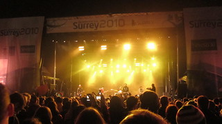 Wintersleep | Surrey Celebration Site