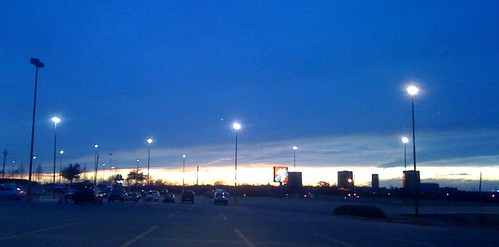 HomeDepot Sunset